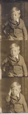 Papaw as a boy.