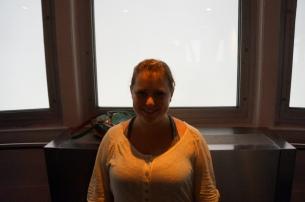 Me on the 102nd floor observation deck