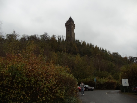 The National Wallace Monument.