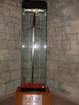 Sir William Wallace's sword.