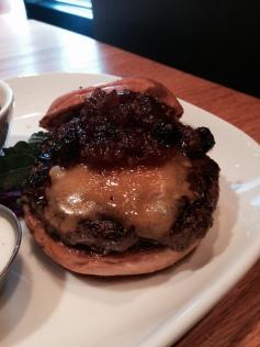 Farmer burger.
