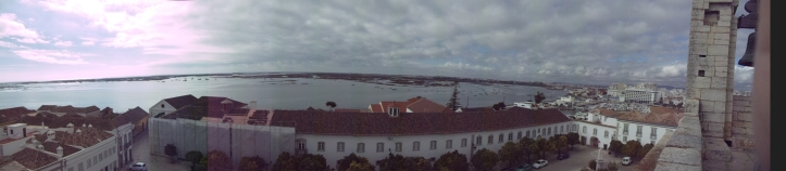 view from faro bell tower 2