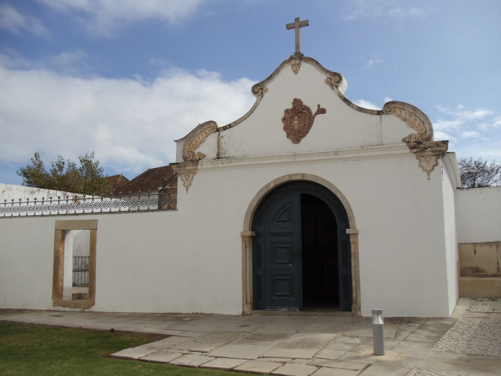 church in faro