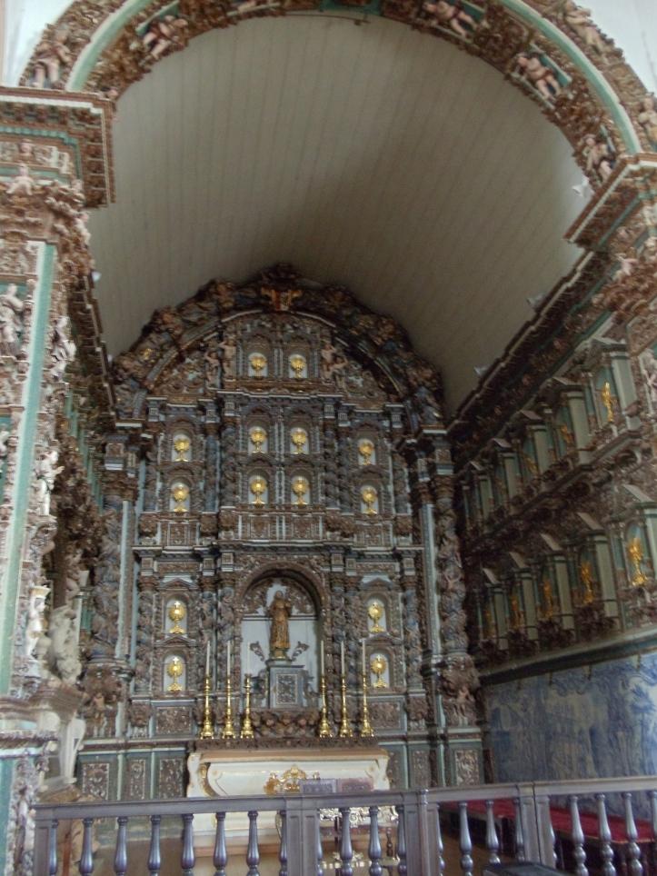 chapel faro