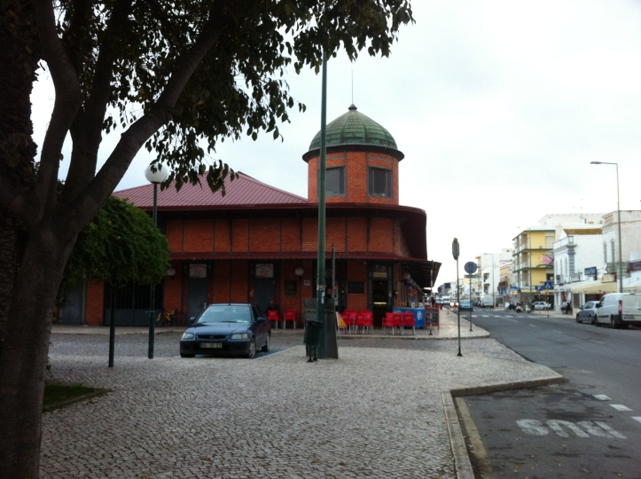 market in olhao