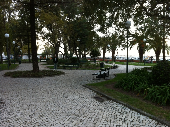 park in olhao