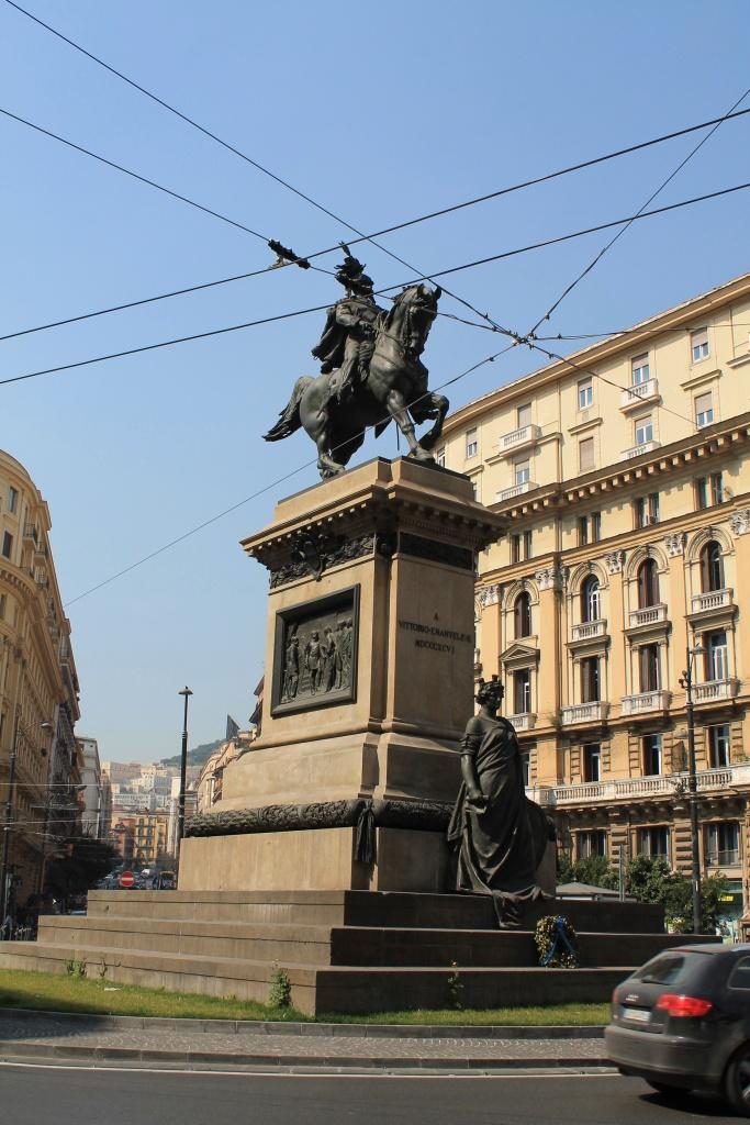 Statue Naples
