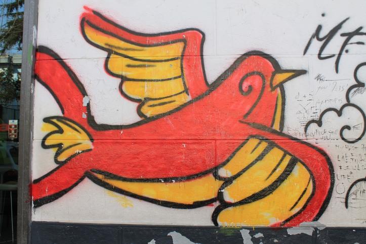 Naples graffiti