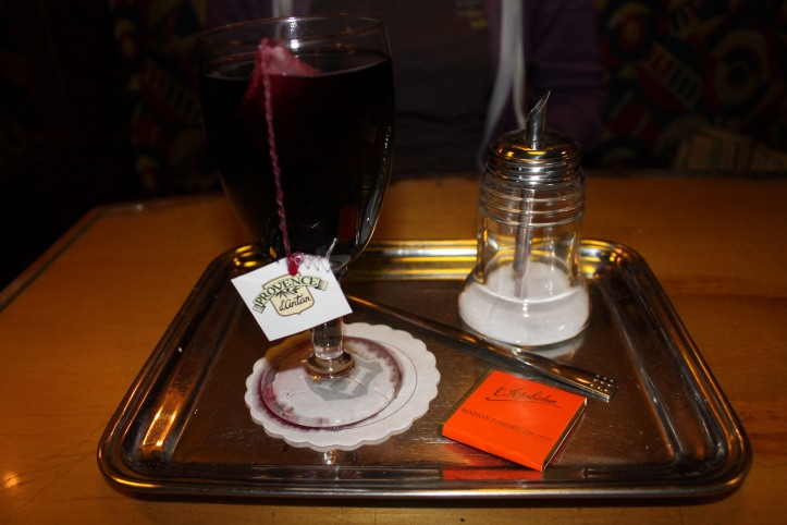 L'archiduc mulled wine