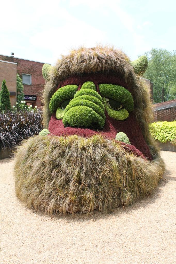 ogre plant giant