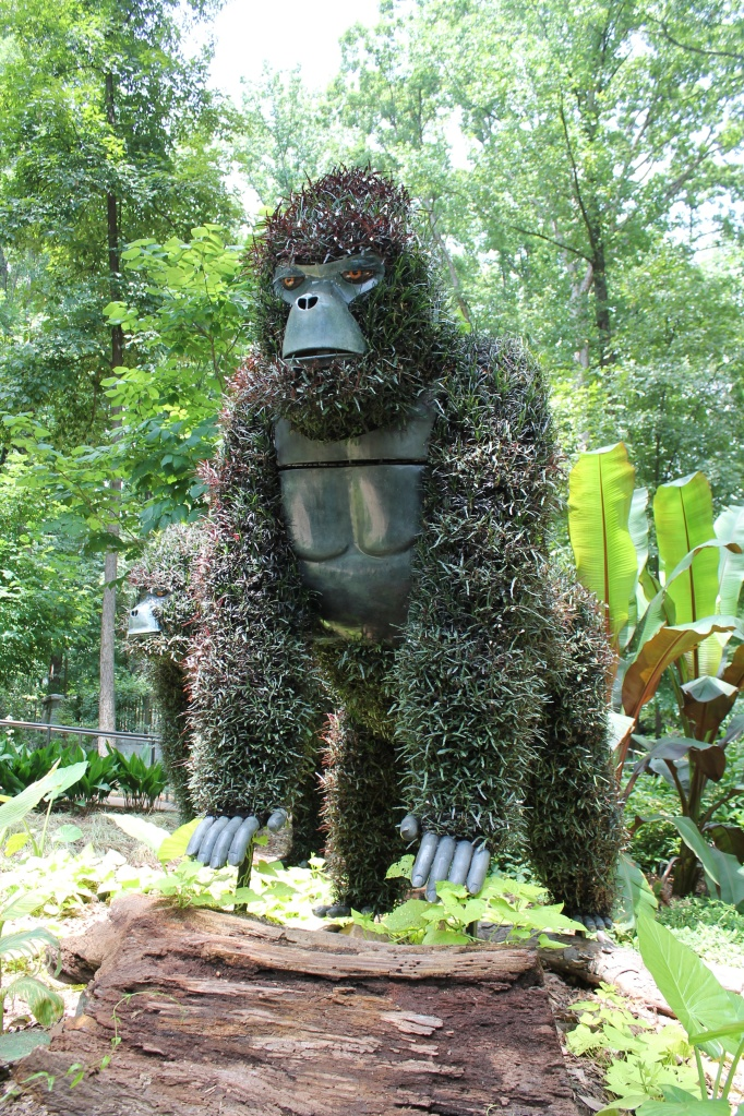 gorilla plant giants