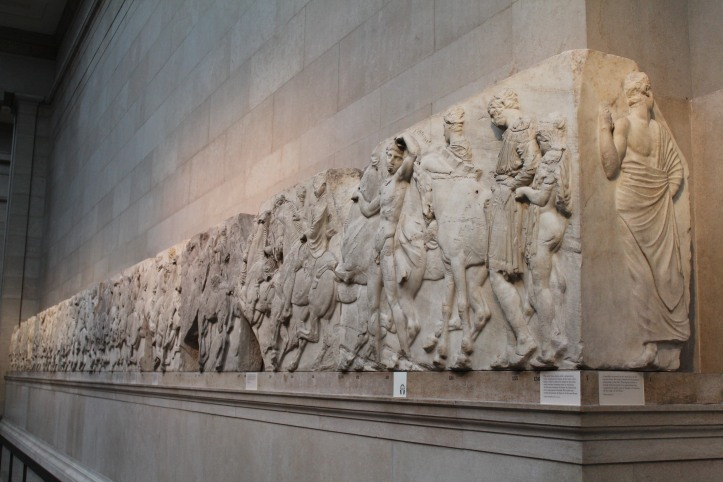 Lord Elgin's Marbles