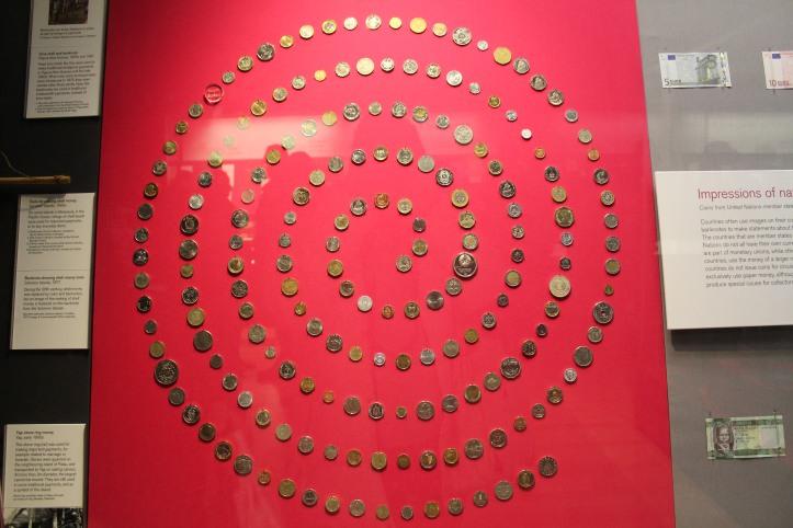 money of the world at British Museum