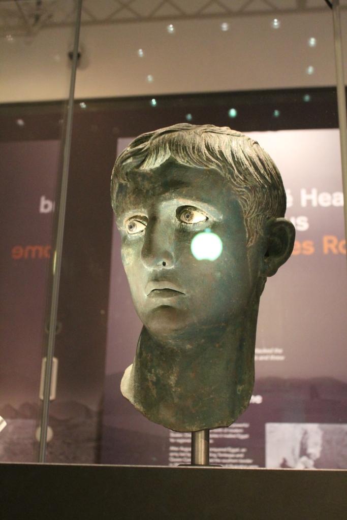 Meroë Head of Augustus