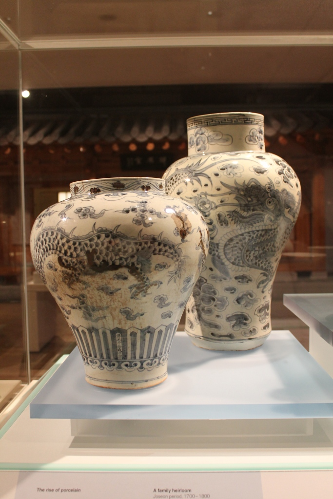 chinese pottery at British Museum