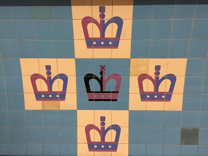 London Tube Tiles