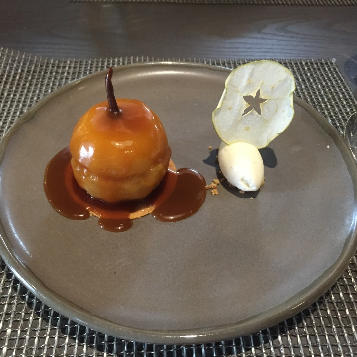 Kitchin caramel apple
