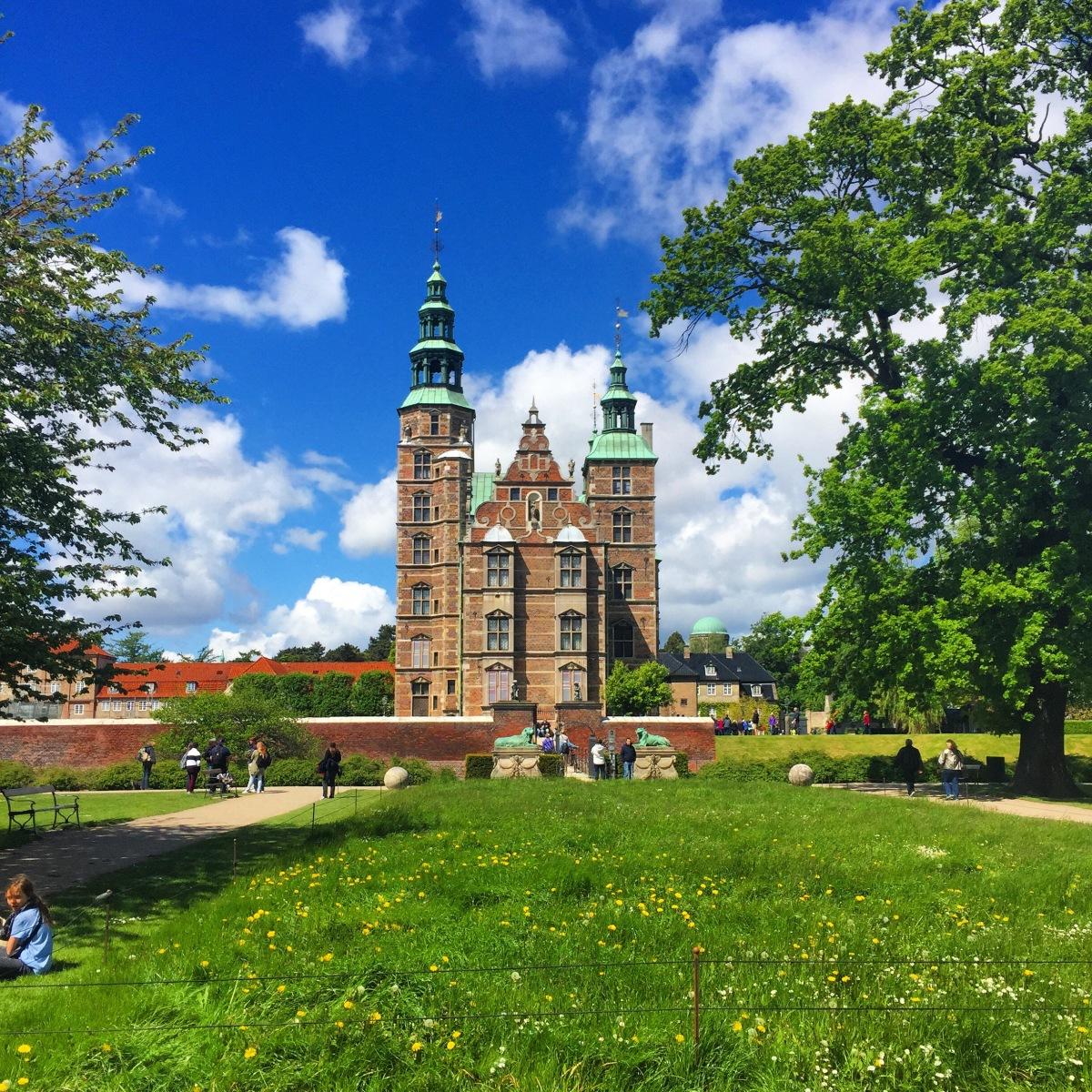 Rosenborg Slot.