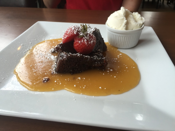 Eilean Dubh| Sticky Toffee Pudding