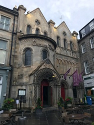 Church-turned-pub
